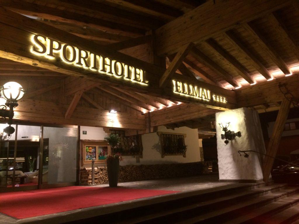 Sporthotel Ellmau v noci - Golf Club Ellmau